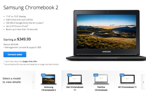 Chromebook | Around the Corner